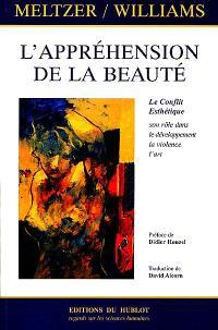 L'appréhension de la beauté : le rôle du conflit esthétique dans le développement psychique, la violence, l'art