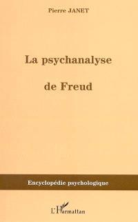 La psychanalyse de Freud : 1913