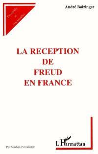 La réception de Freud en France