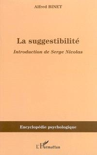 La suggestibilité (1900)