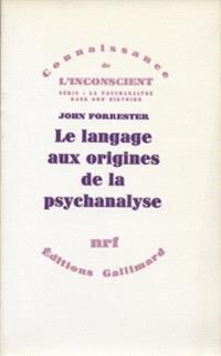 Le Langage aux origines de la psychanalyse