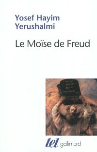 Le Moïse de Freud : judaïsme terminable et interminable