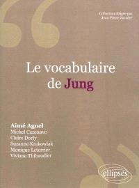Le vocabulaire de Jung