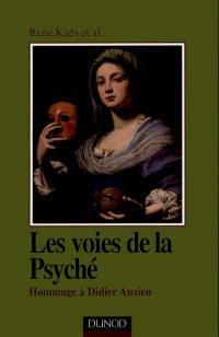 Les voies de la psyché : hommage à Didier Anzieu
