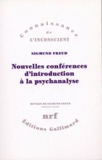 Nouvelles conférences d'introduction à la psychanalyse