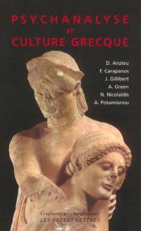 Psychanalyse et culture grecque