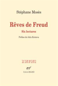 Rêves de Freud : six lectures