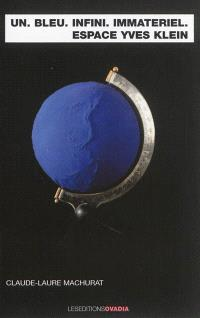 Un bleu infini immatériel, espace Yves Klein