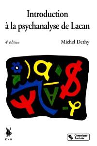 Introduction à la psychanalyse de Lacan