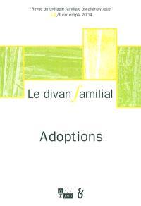 Divan familial (Le). n° 12, Adoptions