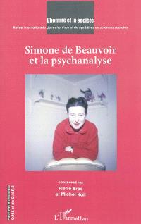 Homme et la société (L'). n° 179-180, Simone de Beauvoir et la psychanalyse