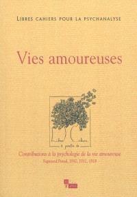 Libres cahiers pour la psychanalyse. n° 25