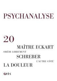 Psychanalyse. n° 20