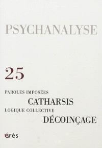 Psychanalyse. n° 25