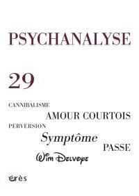 Psychanalyse. n° 29