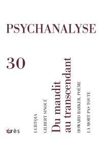 Psychanalyse. n° 30