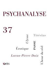 Psychanalyse. n° 37
