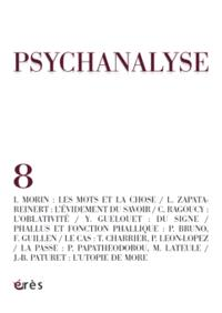 Psychanalyse. n° 8