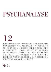 Psychanalyse. n° 12