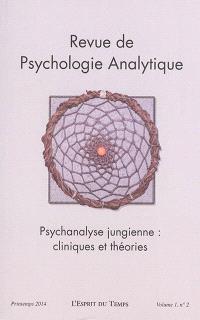 Revue de psychologie analytique : psychanalyse jungienne : cliniques et théories. n° 2, Psychanalyse jungienne : cliniques et théories