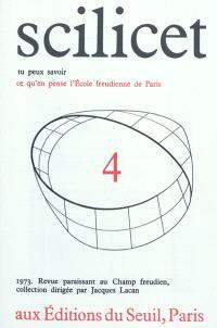 Scilicet. n° 4