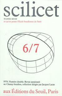Scilicet. n° 6-7