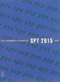 Spy. n° 2015