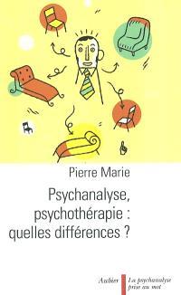 Psychanalyse, psychothérapie : quelles différences ?