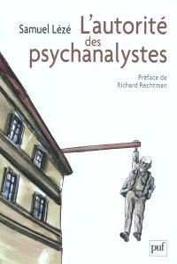 L'autorité des psychanalystes