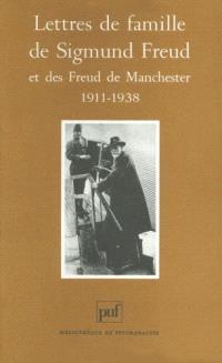 Lettres de famille de Sigmund Freud et des Freud de Manchester, 1911-1938