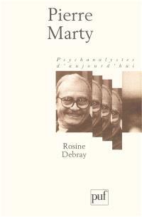 Pierre Marty