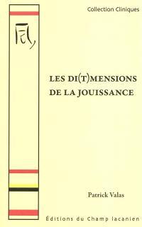 Les di(t)mensions de la jouissance : du mythe de la pulsion à la dérive de la jouissance : le concept de jouissance dans le champ lacanien