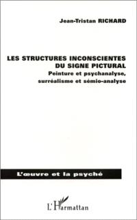 Les structures inconscientes du signe pictural : peinture et psychanalyse, surréalisme et sémio-analyse
