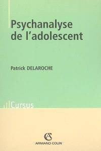 Psychanalyse de l'adolescent