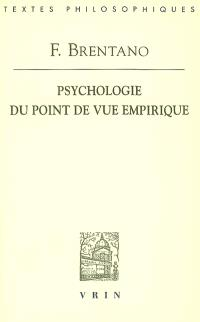 Psychologie d'un point de vue empirique