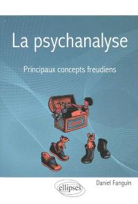 La psychanalyse : principaux concepts freudiens