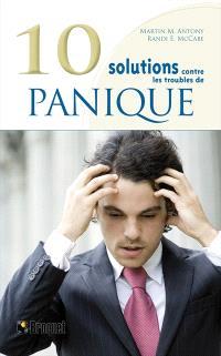 10 solutions contre les troubles de panique