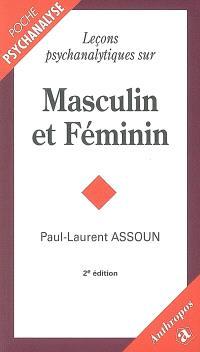 Leçons psychanalytiques sur masculin et féminin