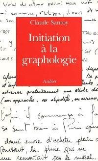 Initiation à la graphologie