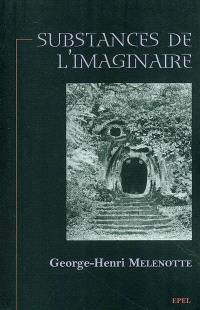 Substances de l'imaginaire