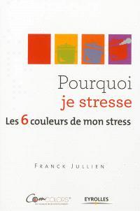 Pourquoi je stresse : les 6 couleurs de mon stress