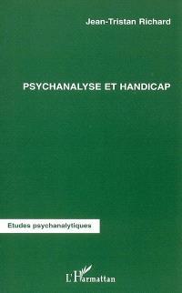 Psychanalyse et handicap