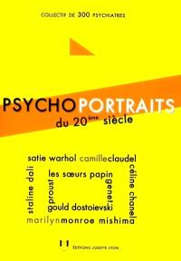 Psychoportraits du 20e siècle