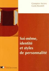 Soi-même, identité et styles de personnalité