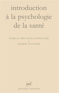 Introduction à la psychologie de la santé