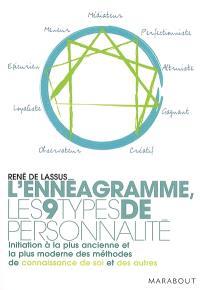 L'ennéagramme : les 9 types de personnalité : initiation à la plus ancienne et la plus moderne des méthodes de connaissance de soi et des autres