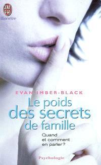 Le poids des secrets de famille : quand et comment en parler ?