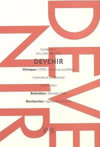 Devenir. n° 4 (2004)