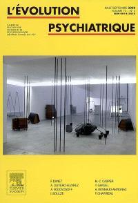 Evolution psychiatrique (L'). n° 3 (2008)