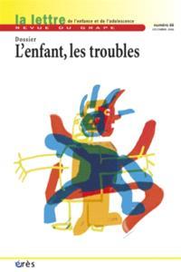 Lettre de l'enfance et de l'adolescence (La). n° 66, L'enfant, les troubles